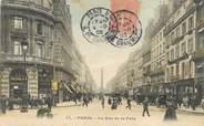 """75 Pari / CPA FRANCE 75002 """"Paris, la rue de la Paix """""""