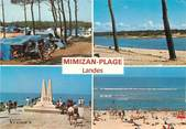 "40 Lande / CPSM FRANCE 40 ""Mimizan plage"" / CAMPING"