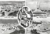 """40 Lande / CPSM FRANCE 40 """"Souvenir de Mimizan"""""""