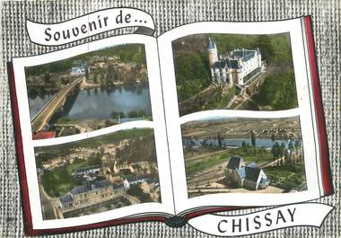 """/ CPSM FRANCE 41 """"Chissay"""""""
