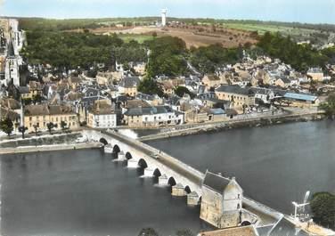 """/ CPSM FRANCE 41 """"Montrichard, le pont sur le cher"""""""