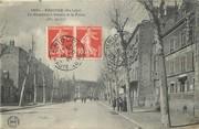 """43 Haute Loire / CPA FRANCE 43 """"Brioude, le boulevard Desaix et la poste"""""""