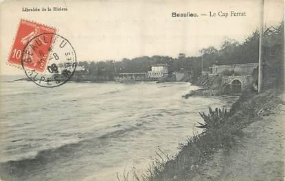 """/ CPA FRANCE 06 """"Beaulieu, la Cap Ferrat"""""""