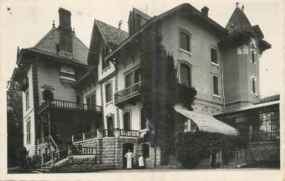 """/ CPSM FRANCE 71 """"Romenay, château de Saint Romain"""""""