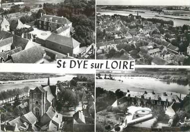 """/ CPSM FRANCE 41 """"Saint Dyé sur Loire """""""