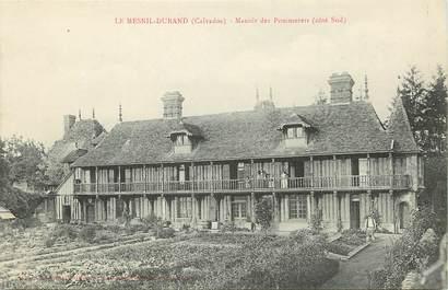 "CPA FRANCE 14 ""Le Mesnil Durand, Manoir des Pommerets"""
