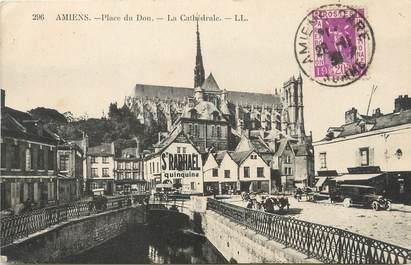 """/ CPA FRANCE 80 """"Amiens, la  Cathédrale"""""""