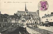 "80 Somme / CPA FRANCE 80 ""Amiens, la  Cathédrale"""