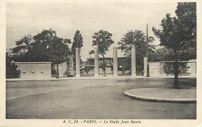 "/ CPA FRANCE 75016 ""Paris"" / STADE"