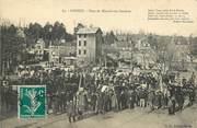 """14 Calvado CPA FRANCE 14 """"Lisieux, place du Marché aux bestiaux"""""""