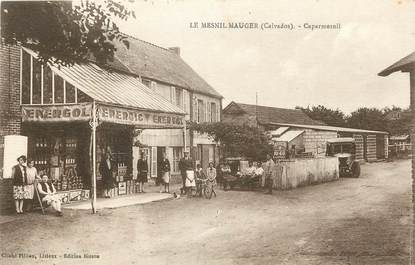 "CPA FRANCE 14 ""Le Mesnil Mauger, Caparmesnil"""