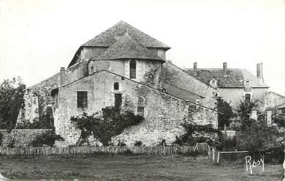 """/ CPSM FRANCE 44 """"Saint Philibert de Grand Lieu, chevet de la vieille église"""""""