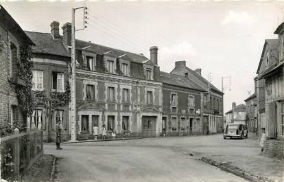 """CPSM FRANCE 14 """"Meulles, vue du Bourg"""""""