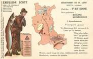42 Loire CPA FRANCE 42