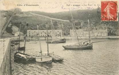 "CPA FRANCE 22 ""Erquy, le port"""