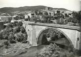 """43 Haute Loire / CPSM FRANCE 43 """"Vieille Brioude, le pont sur l'Allier"""""""