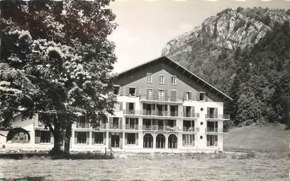 """/ CPSM FRANCE 39 """"Bonlieu, hôtel du lac"""""""