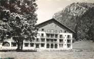 """39 Jura / CPSM FRANCE 39 """"Bonlieu, hôtel du lac"""""""