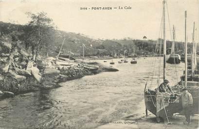 """/ CPA FRANCE 29 """"Pont Aven, la Cale"""""""