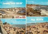 """44 Loire Atlantique / CPSM FRANCE 44 """"Batz sur Mer"""" / CAMPING"""