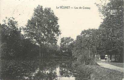 "/ CPA FRANCE 78 ""Le Vésinet, Lac de Croissy"""