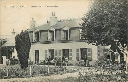 """CPA FRANCE 41 """"Muides, Chateau de la Cressonnière"""""""