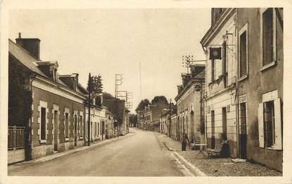 "CPA FRANCE 41 ""Thésée, Hotel Soleil d'Or"""