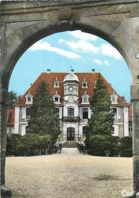 "/ CPSM FRANCE 68 ""Blotzheim, le château"""