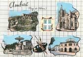 """63 Puy De DÔme / CPSM FRANCE 63 """"Ambert """""""