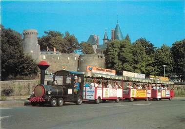 """/ CPSM FRANCE 33 """"Bordeaux, le petit train"""""""