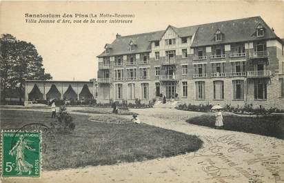 """CPA FRANCE 41 """"Sanatorium des Pins, La Motte Beuvron"""""""