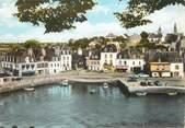 """56 Morbihan / CPSM FRANCE 56 """"Auray, les quais à la place Saint Sauveur"""""""