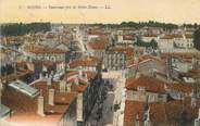"01 Ain / CPA FRANCE 01 ""Bourg, av Alsace Lorraine """