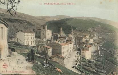 """/ CPA FRANCE 42 """"Rochetaillée, près Saint Etienne"""""""