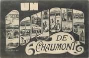 """52 Haute Marne / CPA FRANCE 52 """"Un bonjour de Chaumont"""""""
