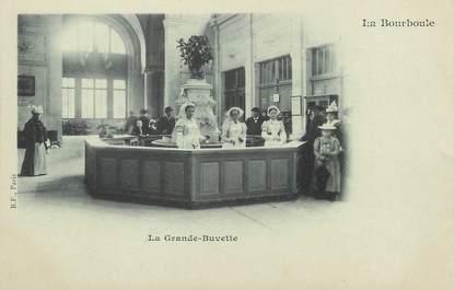 """/ CPA FRANCE 63 """"La Bourboule, la grande buvette"""""""
