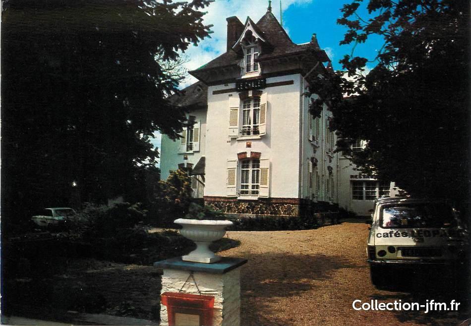 Cpsm france 44 guemen penfao h tel restaurant le for Porte neuve chateaubriant