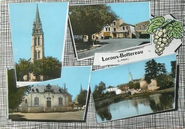 """/ CPSM FRANCE 44 """"Loroux Bottereau"""""""