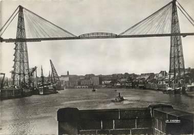 """/ CPSM FRANCE 44 """"Nantes, le pont transbordeur"""""""