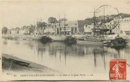 "CPA FRANCE 80 ""Saint Valéry sur Somme"""