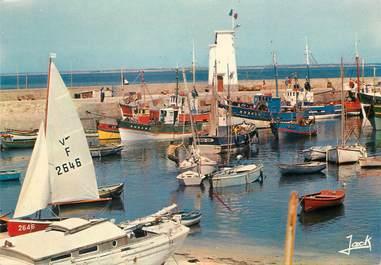 "/ CPSM FRANCE 44 ""Piriac, le port"" / BATEAU"