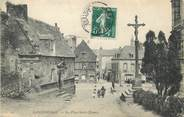 "29 Finistere / CPA FRANCE 29 ""Landerneau, la place Saint Thomas"""
