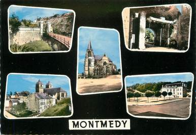 """/ CPSM FRANCE 55 """"Montmedy"""""""