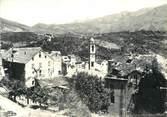 """20 Corse / CPSM FRANCE 20 """"Corse, Corte, vue partielle de la ville"""""""