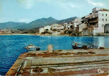 "/ CPSM FRANCE 20 ""Corse, Propriano, le vieux port """