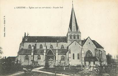 """/ CPA FRANCE 10 """"Lhuitre, église"""""""