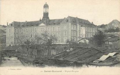 "CPA FRANCE 79 ""Saint Maixent, Hopital Hospice"""