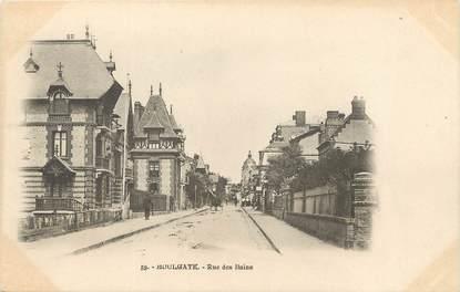 "/ CPA FRANCE 14 ""Houlgate, rue des Bains """