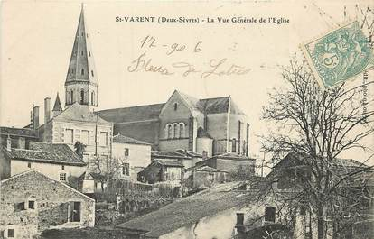 "CPA FRANCE 79 ""Saint Varent"""