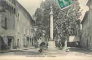 """13 Bouch Du Rhone / CPA FRANCE 13 """"Pelissanne, la fontaine"""""""
